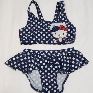 H&M hello kitty bikini